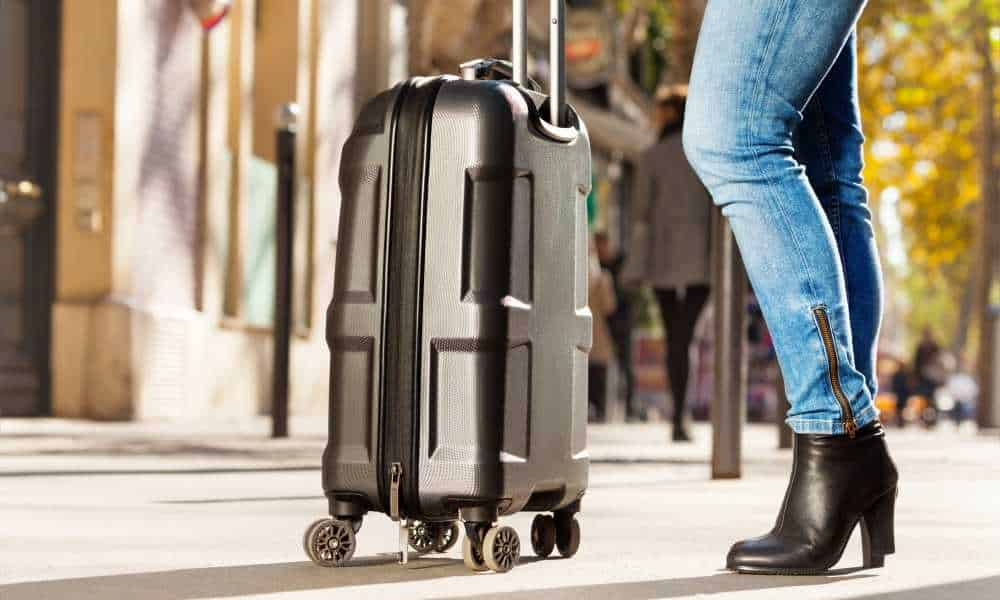 Rockland Luggage Expandable Spinner Set Review